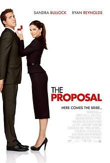 The Proposal (2009) American romantic comedy film set in Sitka, Alaska, but it was actually shots of Maine used in the movie. Sitka looks nothing like the movie shots - it's much more beautiful!  They only used the name of Sitka.