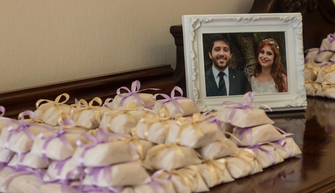 Bem casados | wedding decoration blogtocasando.com