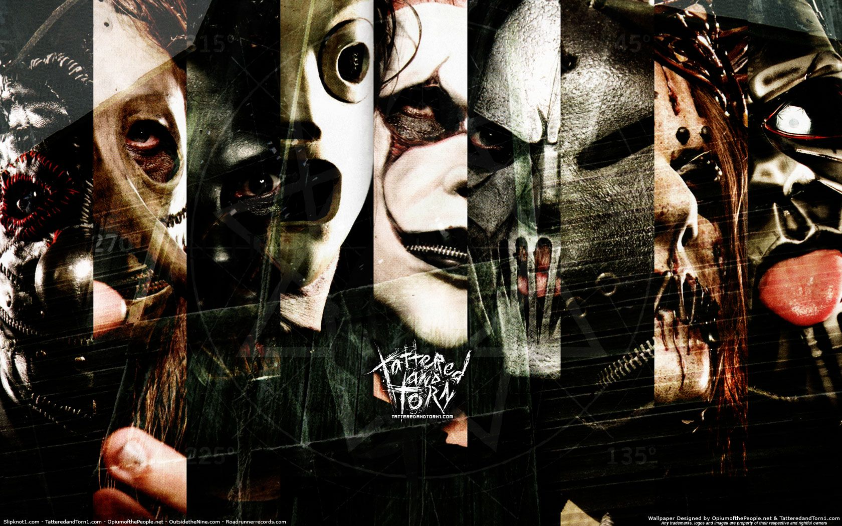 Rock Bands Slipknot Wallpaper 5 Awesome Wallpapers