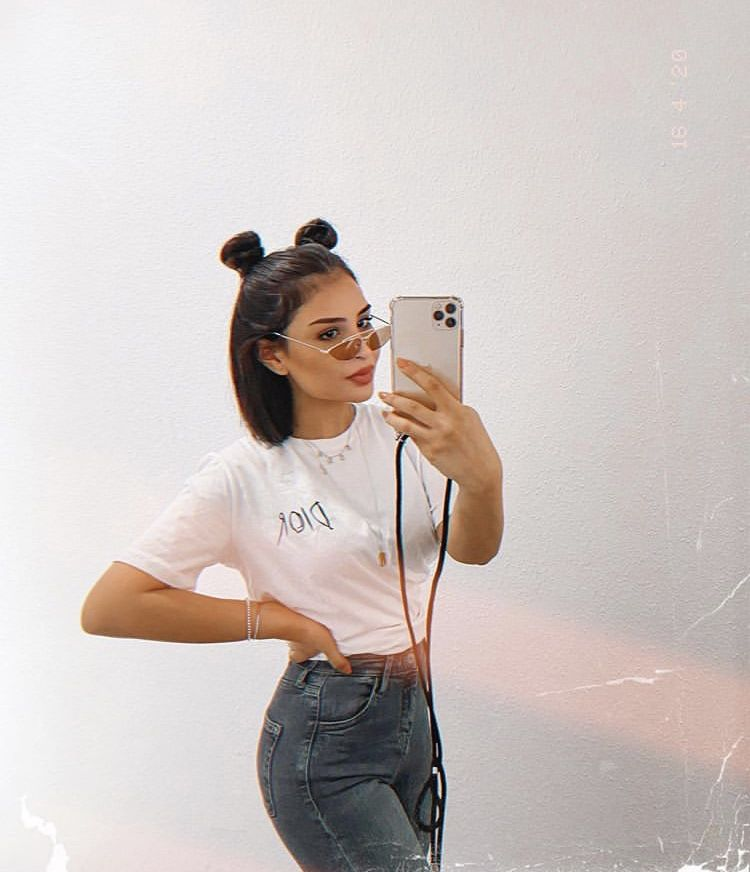 Full body selfie poses