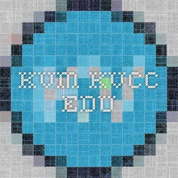 kvm.kvcc.edu