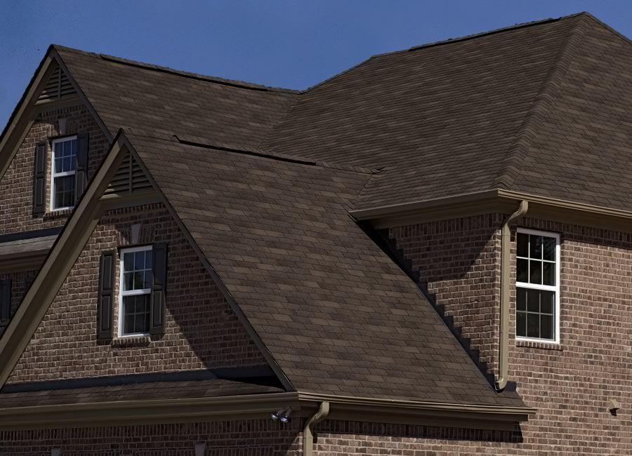 Best Glassmaster® 3 Tab Roofing Shingles Heatherblend 640 x 480
