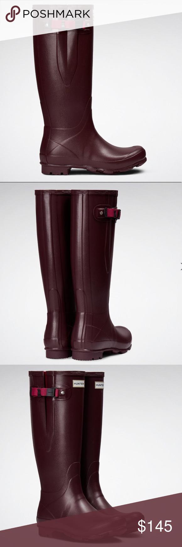 aa9f39a7929 Brand hunter Norris field Rain Boots New in box US size 9, euro 40 ...
