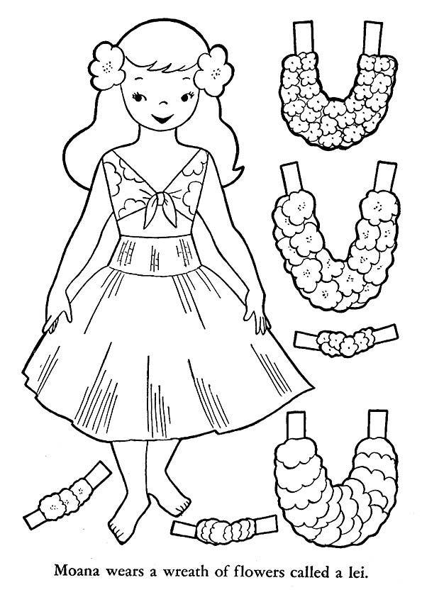 print coloring image | Hawaiian, Hawaiian crafts and Craft