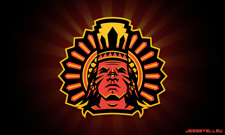 Corona Del Sol Aztecs On Behance Art Logo Design Aztec