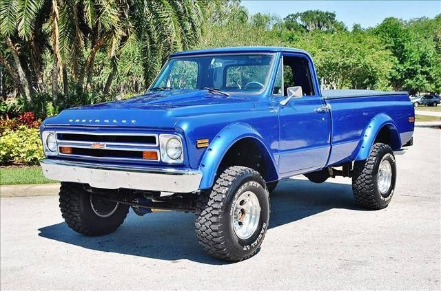 1967 Chevrolet C10 Cool Cars Cool Trucks Cute Cars