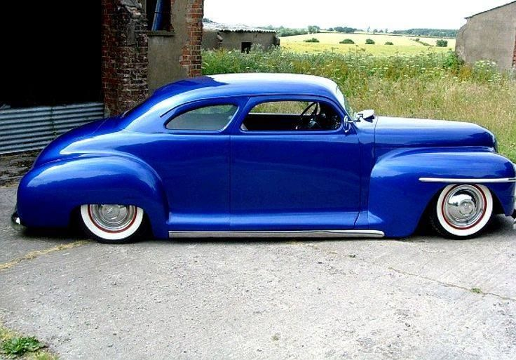 Check out this blog for more vintage cars, hot rods, and kustoms