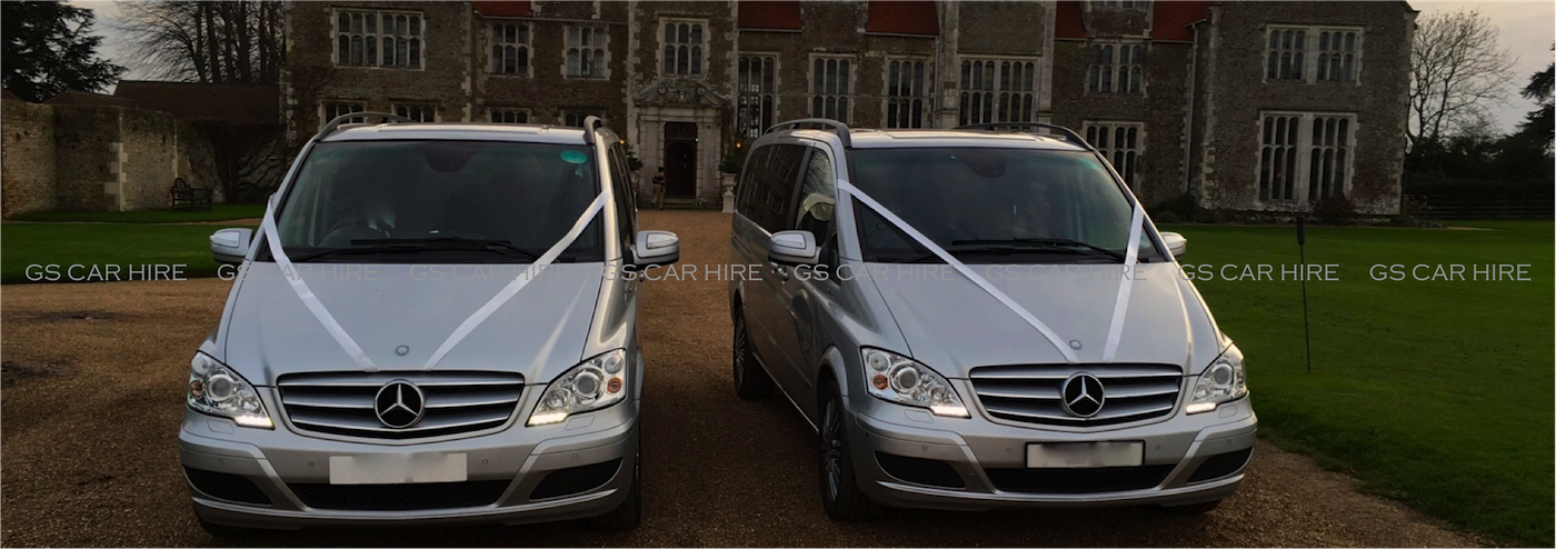 Luxury Mercedes Viano for Wedding Occasions in London and ...