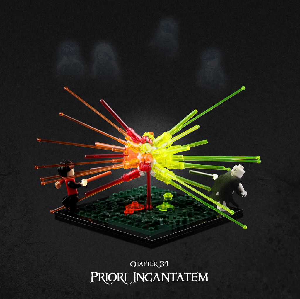 Harry Potter And The Goblet Of Fire 27 Lego Harry Potter Lego Creations Lego Hogwarts