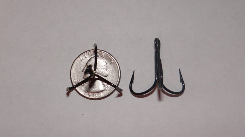 -SIZE 3//0 25 PACK EAGLE CLAW LAZER WACKY WORM FISHING HOOKS-PLATINUM BLACK-