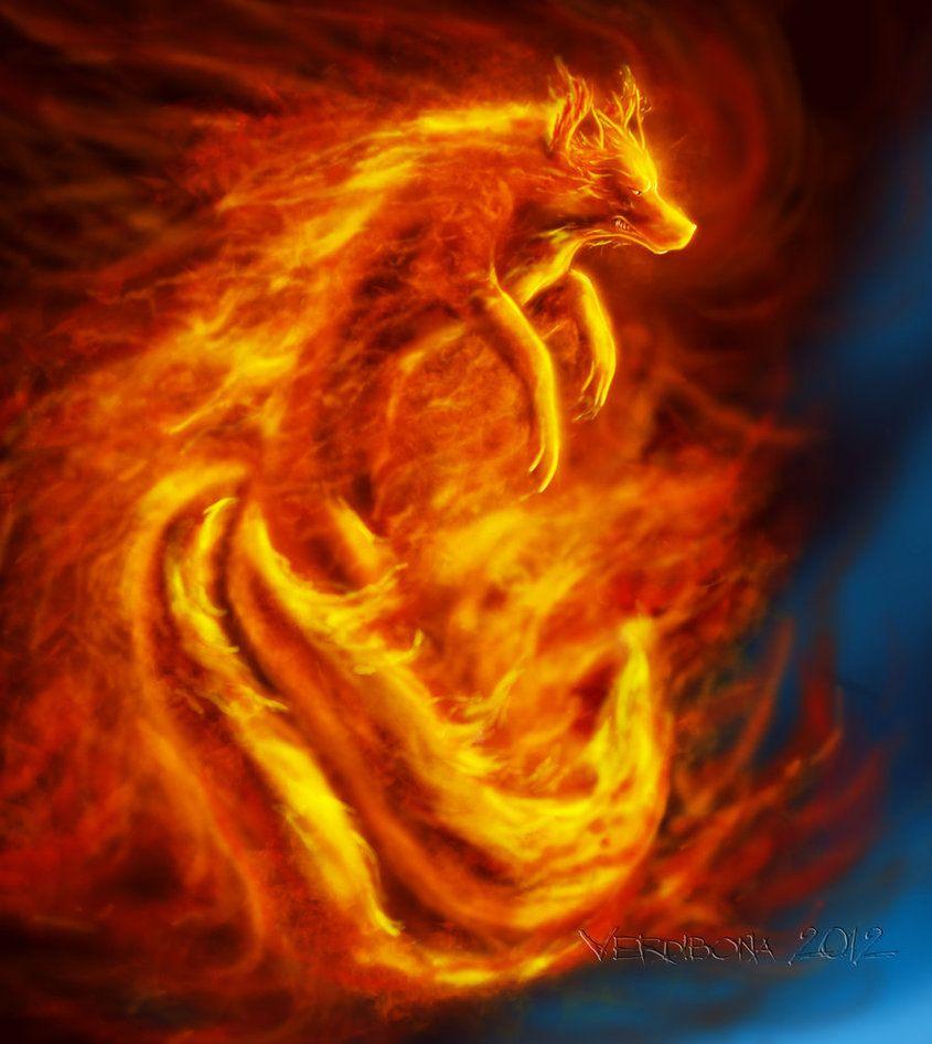 близких картинки огненная лиса пожелания станут
