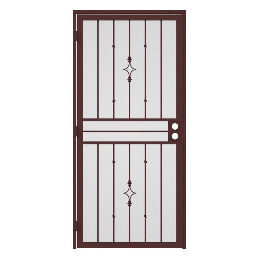 Kimberly Bay 36 In X 84 In Thompson Natural Pine Screen Door Dsath36 Wood Doors Interior Wood Screen Door Beautiful Front Doors