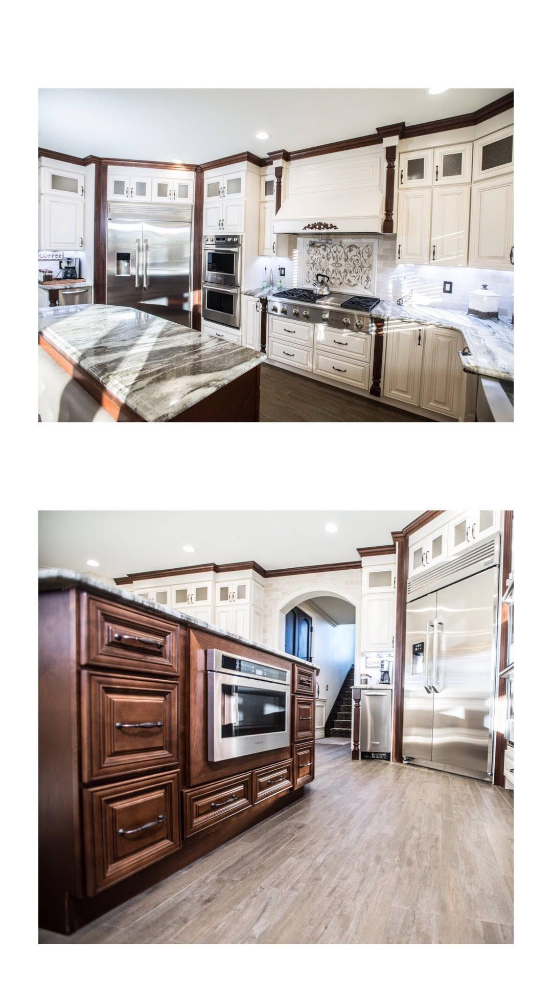 Wood Antiquecabinets By Lily Ann Cabinets Ready To Assemble Affordable Beautiful Perfect For D Cheap Kitchen Cabinets Kitchen Design Open Kitchen Design