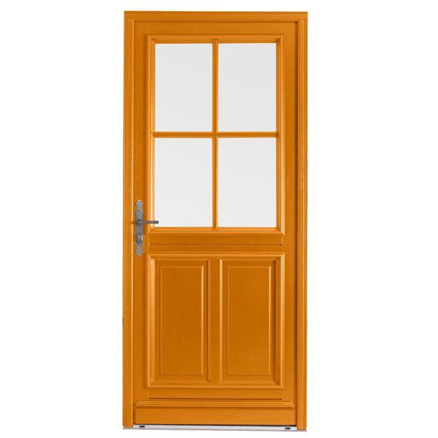 La porte du0027entrée Sherbrooke - dimensions porte d entree
