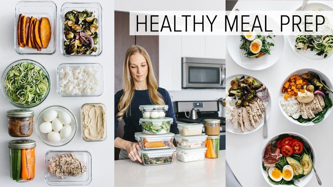 Meal Prep 9 Ingredients For Flexible Healthy Recipes Healthy Meal Prep Meal Prep Meals