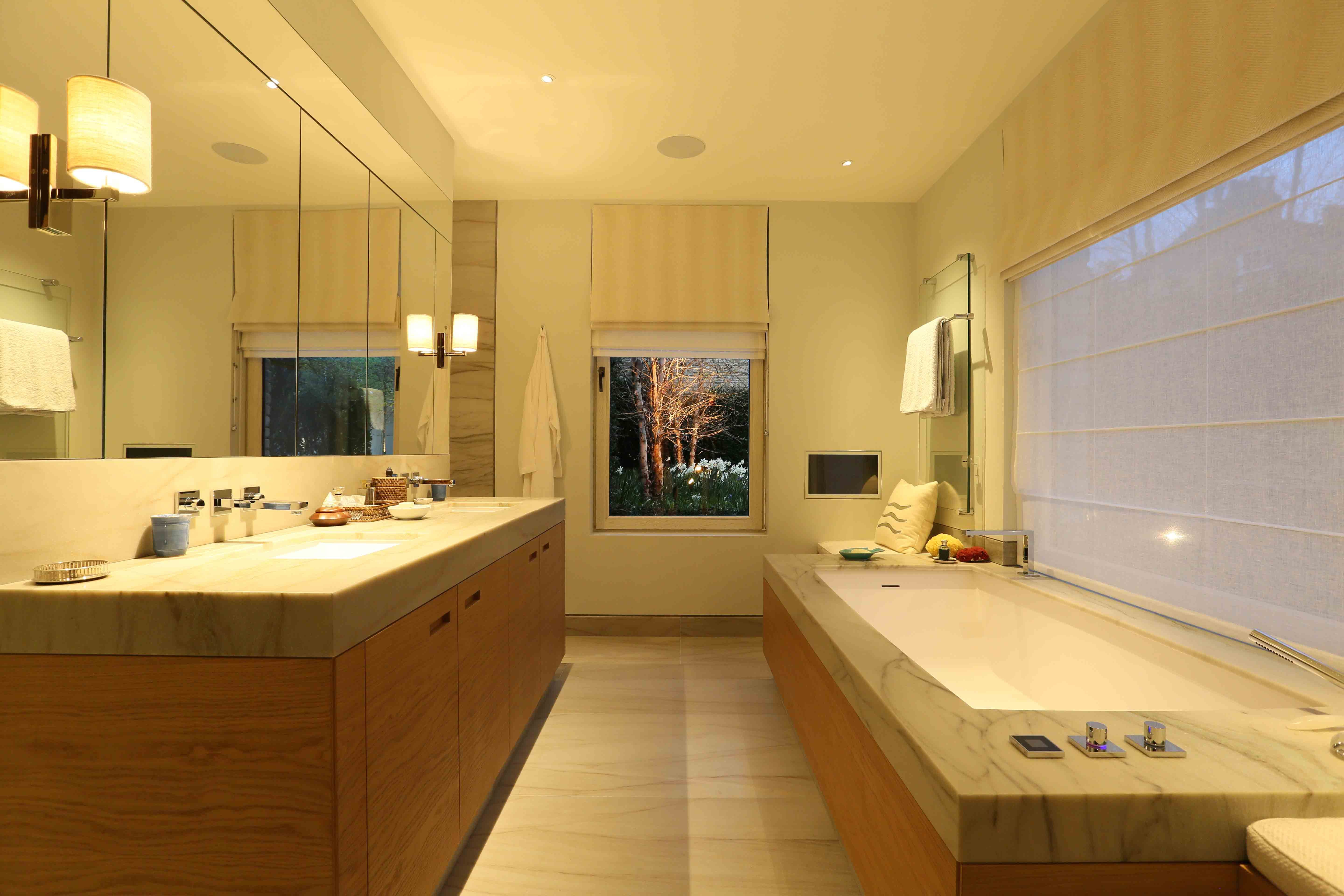 inspirational bathroom lighting ideas. Creative Director Sally Storey Gives Her Top Inspirational Bathroom Lighting Tips And Ideas Along With Products On How To Achieve The Best