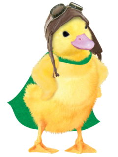 MingMing the Duckling (Wonder Pets) The confident one