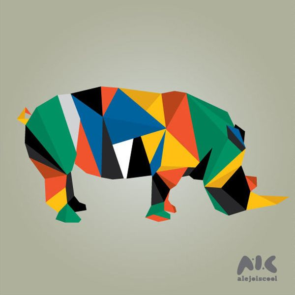 South African colours #shapes #african #colours #south #identity ...
