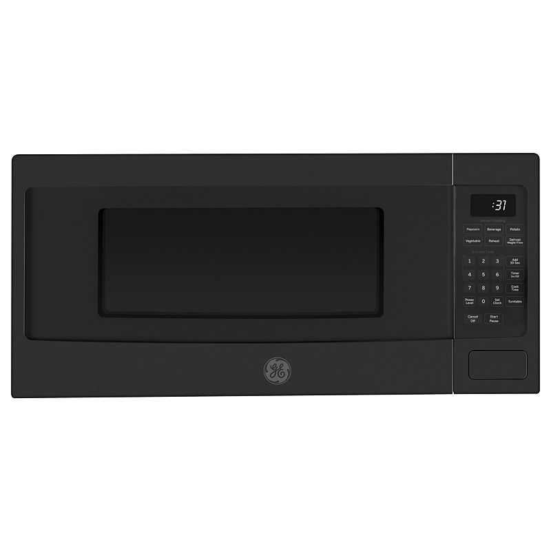 Ge Profile 1 1 Cu Ft Countertop Microwave Pem31fmds Countertop Microwave Countertop Microwave Oven Microwave