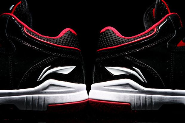 080f6403bff Image of Li-Ning Wade All City Black Red