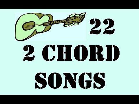 Beginner Guitar, 22 - 2 chord guitar songs for beginners by Vince ...