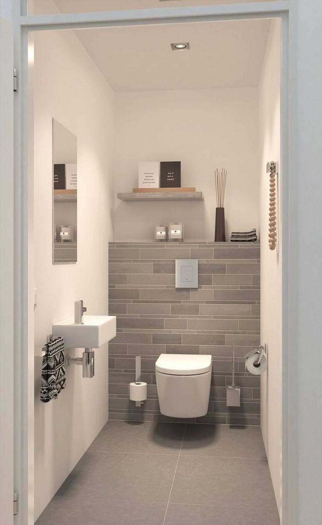 35 Impressive Office Bathroom Decor Ideas Small Toilet Room