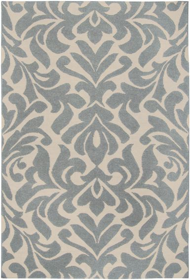 Cream And Blue Area Rug With Images Clearance Rugs Area Rugs Rugs