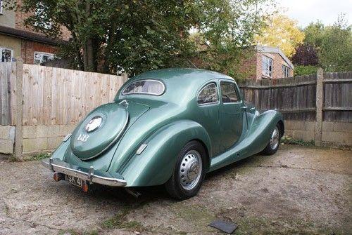 442 - 1948 Bristol 400