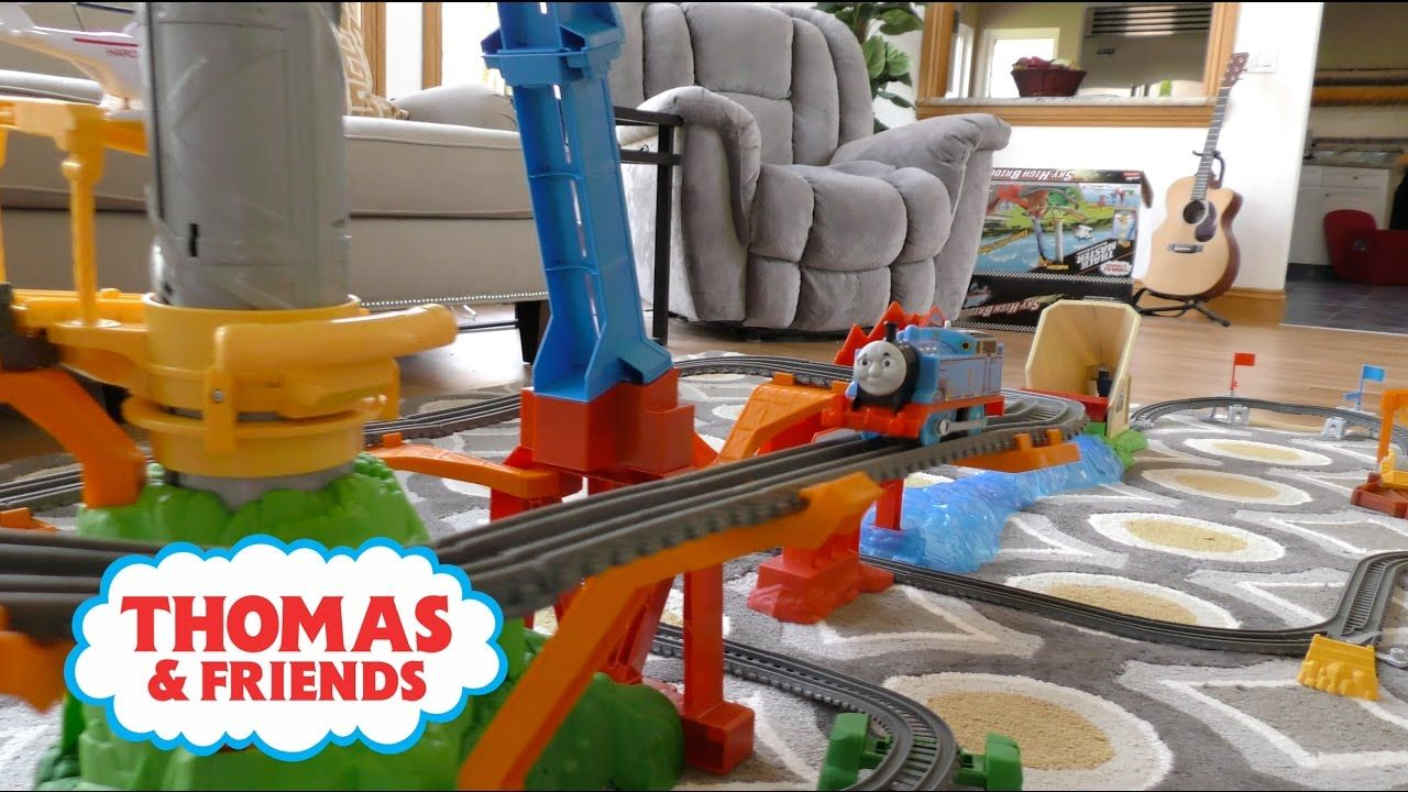 Fisher Price Thomas Sky High Bridge Jump Assembly Instructions