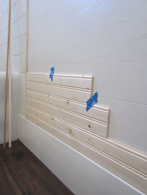 Horizontal Beadboard This Life Designed Beadboard Bathroom Bead Board Walls Beadboard