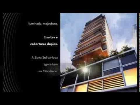 Meridiano Arpoador Apartamentos 2 quartos - 3145-9898
