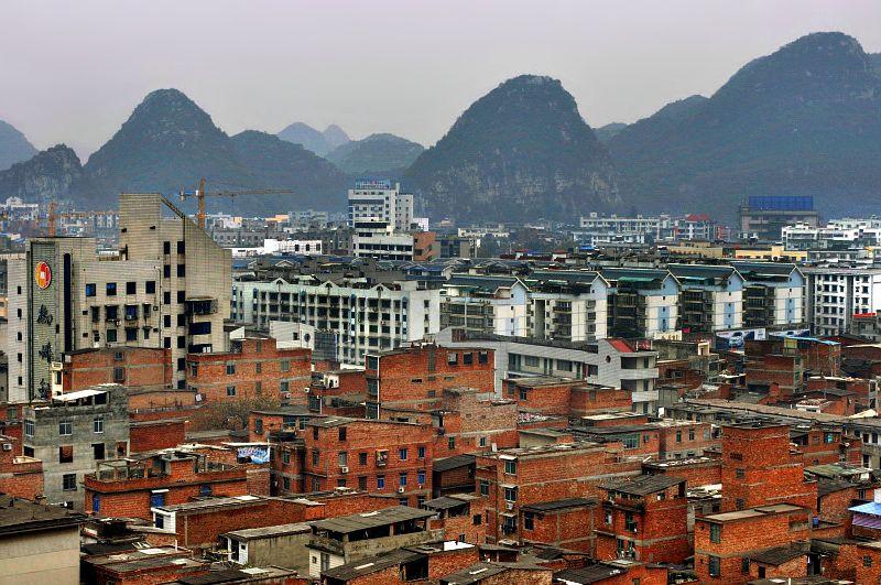 Liuzhou, China.