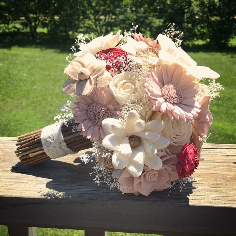 Sola Wood Flower wedding bouquet. weddingbouquets Sola