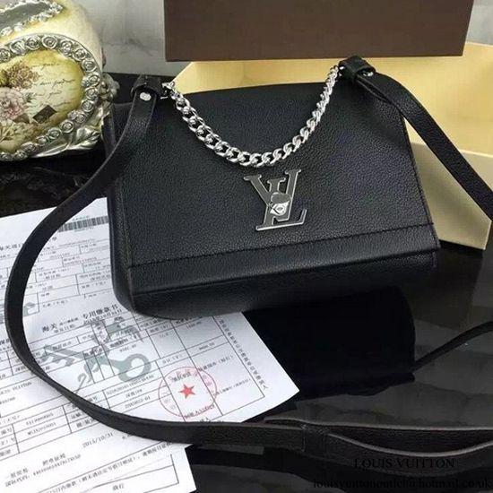 Louis Vuitton M51200 Lockme II BB Shoulder Bag Taurillon Leather ... 997e539f62c03