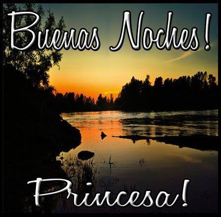 Imagenes-de-feliz-Noche-Princesa | Good morning good night, Video ...
