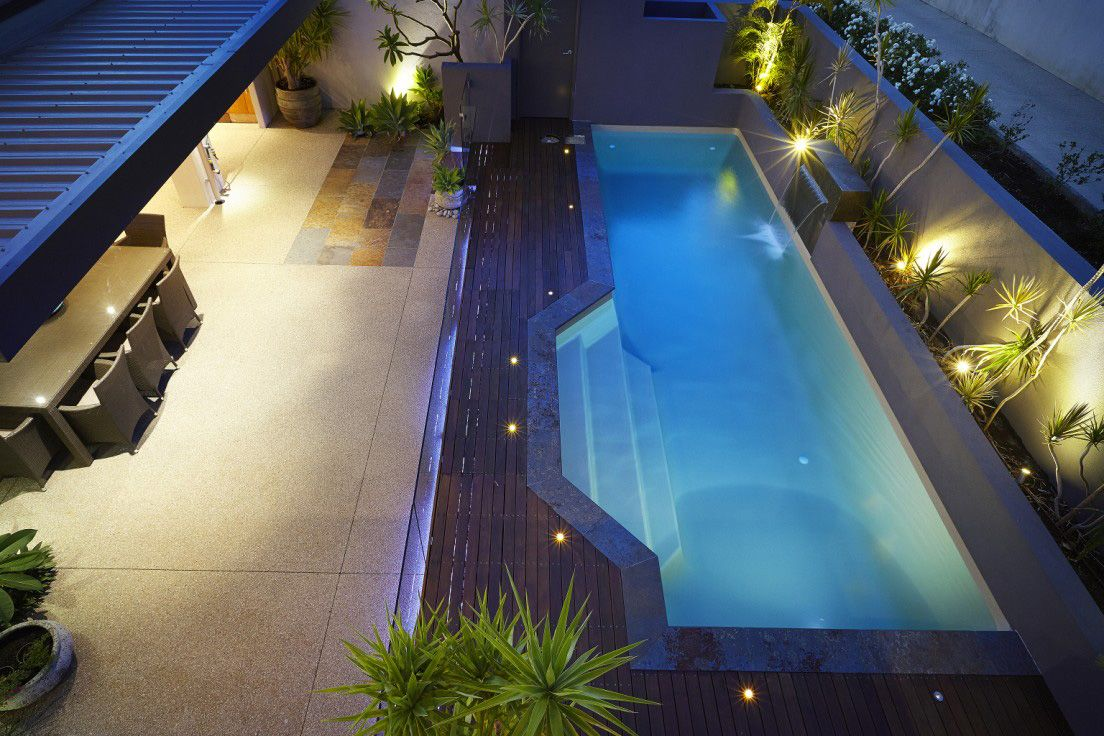 lap pools personal pools just for you above ground lap pool inground lap pool design unique home - Home Lap Pool Design