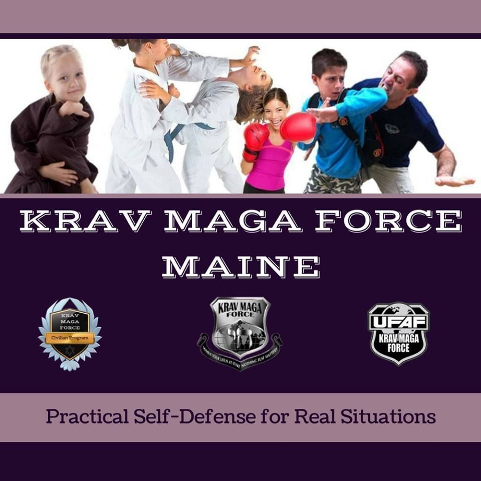Mainers! Learn a self-defense style that is unsurpassed in