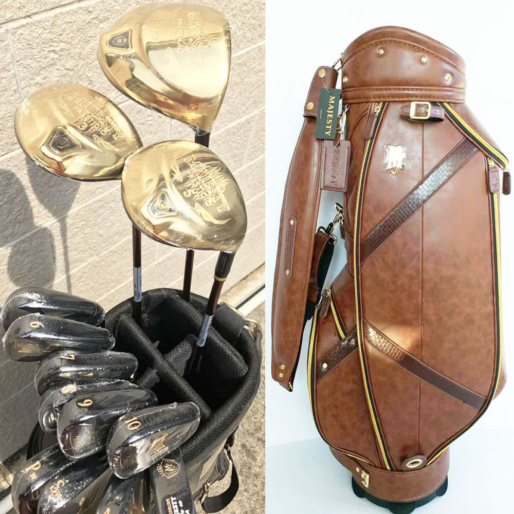 Nouveau Club De Golf Maruman Majeste Prestigio 9 Clubs De Golf