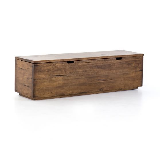 Parkview Reclaimed Wood Coffee Table Furniture Coffee Tables