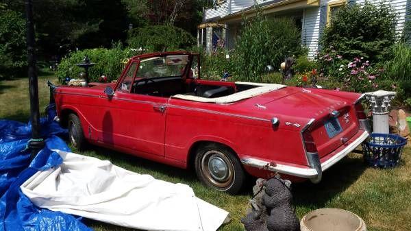 1966 Triumph Herald - $1,000 Grafton, WI #ForSale