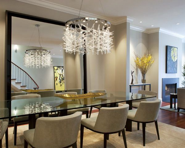 Dine In Beautiful Dining Rooms Dining Room Small Mirror Dining