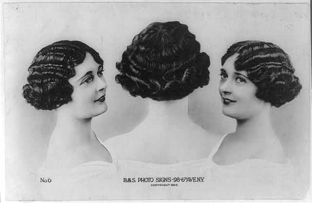 Wave hair bobb no. 6 | Library of Congress