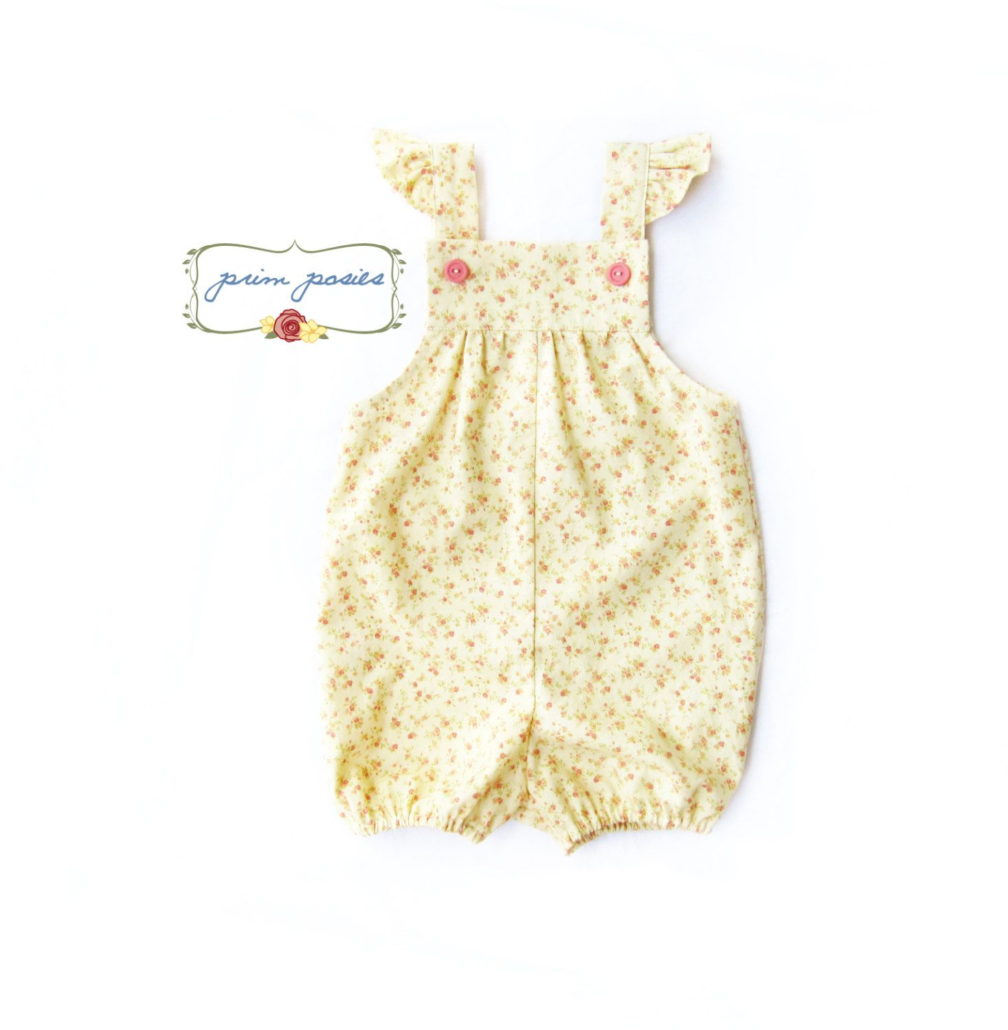 Baby Girl Overalls Cotton Baby Romper 12 Month Girl Clothes Baby