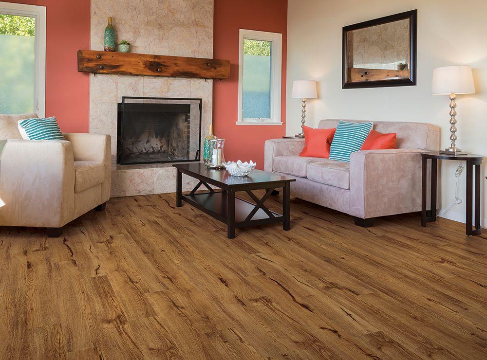 "Coretec One Crown Mill Oak 6x48"" Plank Vinyl wood"