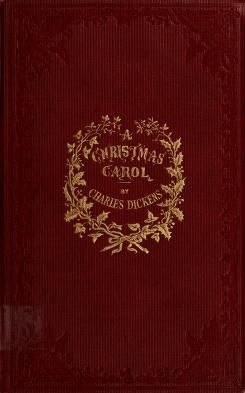 A Christmas carol, in prose; being a ghost story of Christmas by Dickens, Charles, 1812-1870  Published [c1920] Topics Christmas stories SHOW MORE     Publisher Boston : The Atlantic Monthly Press Pages 206 Possible copyright status NOT_IN_COPYRIGHT Language English