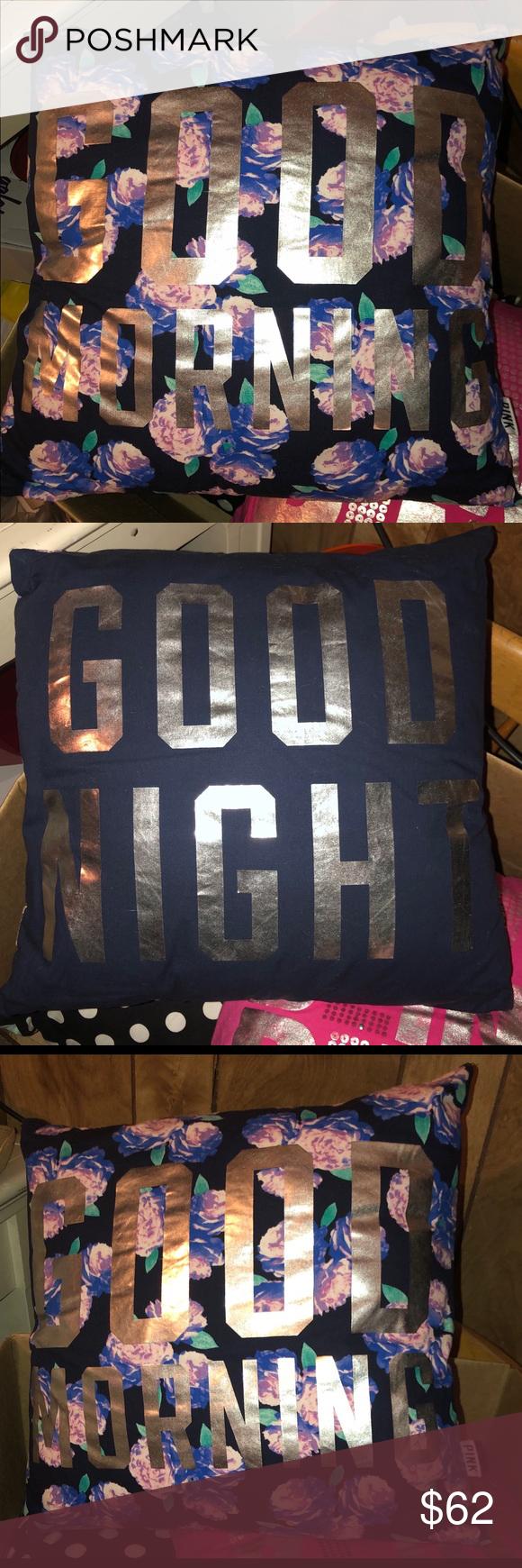 SOLD Victoria's Secret PINK Pillow