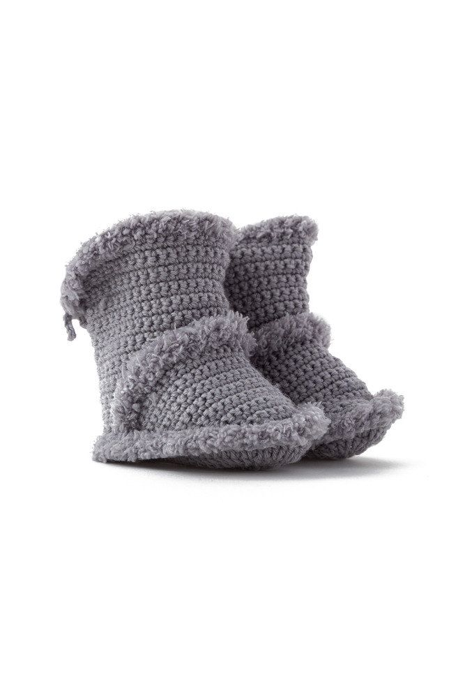 Booties In Schachenayr Baby Smiles Bravo Baby 185 S9081
