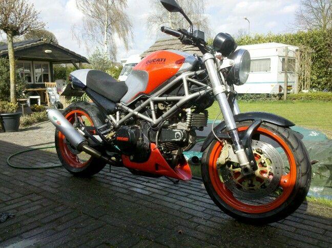 Monster  750IE  2003  Biggelaar Tuned