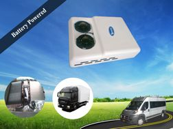 12v 24v Electric Truck Air Conditioner Commercial Vehicle Car Air Conditioning Air Conditioner