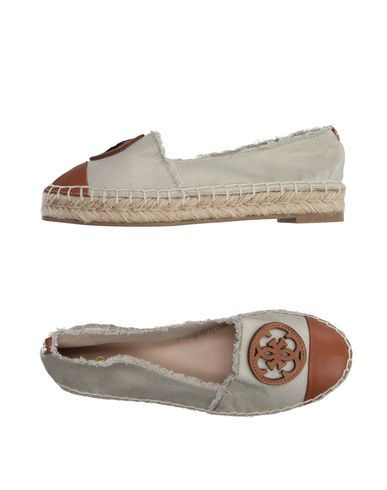 GUESS Espadrilles Platinum Women